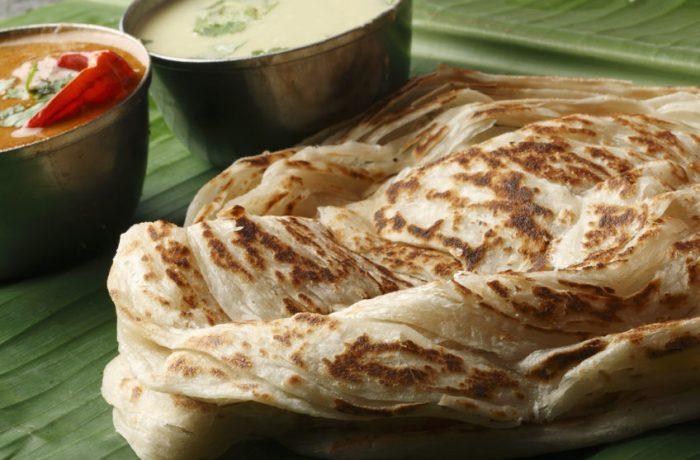 הפאראתה של ג'יימי אוליבר – לחם הודי